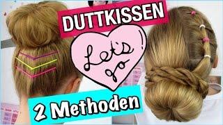 video 3 einfache mützen helm frisuren