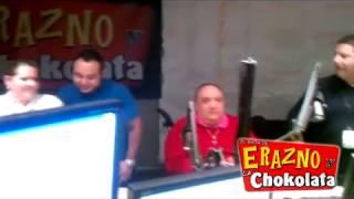 getlinkyoutube.com-Erazno y La Chokolata cumpleaños de Luis de Alba