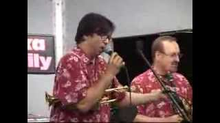 POLKA FAMILY BAND PLAYS HAPPY LOUIE'S HIT SONGS  8/23/13