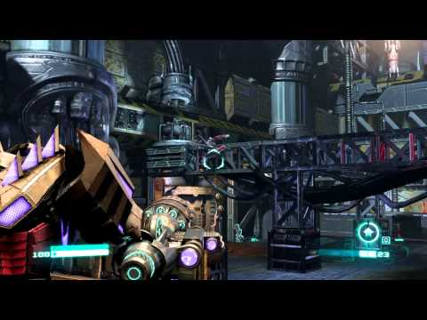 Transformers Fall of Cybertron [PC] - Megatron Gameplay 02