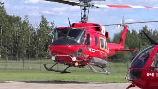 getlinkyoutube.com-Bell 212 Garde Côtière Canadienne