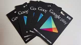 getlinkyoutube.com-طريقة الحصول على بطاقات Google Play Gift و iTunes مجانا