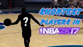 getlinkyoutube.com-Top 5 Shortest Players In NBA 2K17