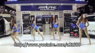 getlinkyoutube.com-alpine thailand 36th bangkok int'l motor show