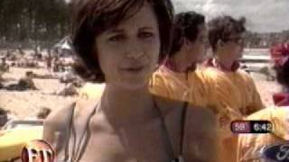 "getlinkyoutube.com-Catherine Bell - Jag Behind the scenes  ""Boomerang"" -ET"