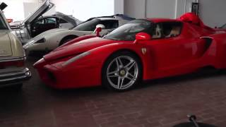 getlinkyoutube.com-Kobe Bryant's NEW 2015 20 Million dollar garage!