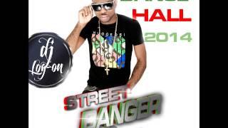 getlinkyoutube.com-DJ LOGON - DANCEHALL  STREET BANGER VOL 2  MIX 2014 (CLEAN)