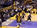 Kobe Bryant - Dunks Over Duncan