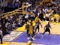Kobe Bryant - Dunks Over Duncan