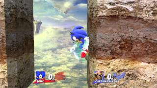 getlinkyoutube.com-Every Character Who Can Wall Jump In Super Smash Bros Wii U