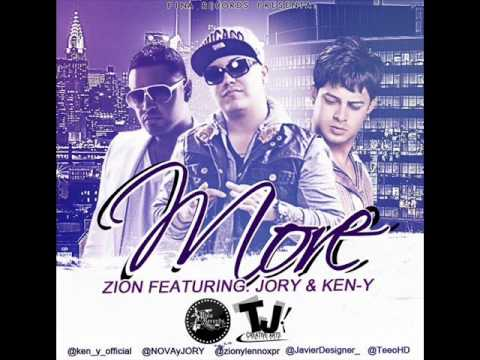 More - Zion Ft Jory y Ken-Y (Original) (La Formula)