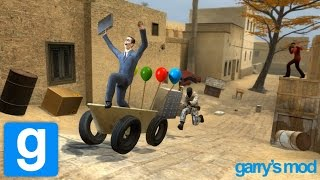 "getlinkyoutube.com-[EL1070] Garry's Mod: Prop Hunt ""Super Trollate in Bagno!"""