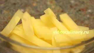 getlinkyoutube.com-4 способа нарезки картофеля - Рецепт Бабушки Эммы