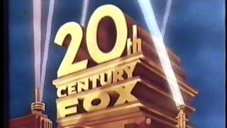 getlinkyoutube.com-20th Century Fox (1995) Company Logo (VHS Capture)