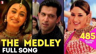 The Medley - Full Song | Mujhse Dosti Karoge | Hrithik Roshan | Kareena Kapoor | Rani Mukerji