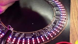 getlinkyoutube.com-LED Arduino Clock