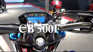getlinkyoutube.com-EICMA 2015 HONDA CB 500F