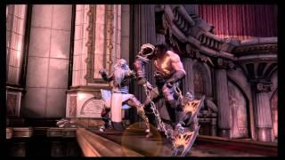 getlinkyoutube.com-God of War 3 - Deimos versus Zeus (HD 720p) [Part 1/2]