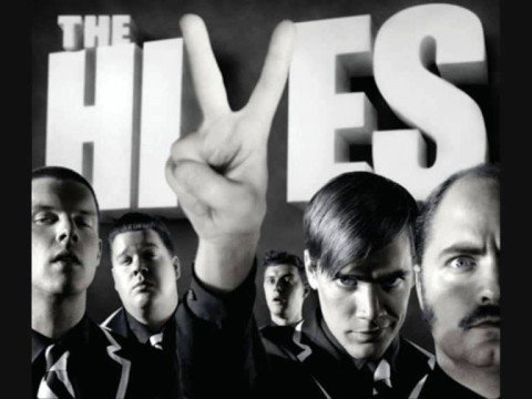 Well All Right de The Hives Letra y Video
