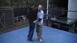 ChokeSlam - How to do a ChokeSlam - Learn to Wrestle WWE-style