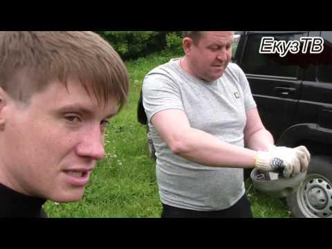 Где опоры двигателя в УАЗ Патриот Пикап