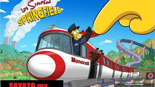 getlinkyoutube.com-Los Simpsons Springfield (PC)