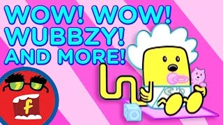 One Step at a Time AND MORE! OVER 20 MINUTES Of Songs For Kids | Fredbot Nursery Rhymes for Kids