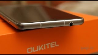 getlinkyoutube.com-Oukitel U8 Universe Tap review, unboxing, benchmark, gaming and battery performance