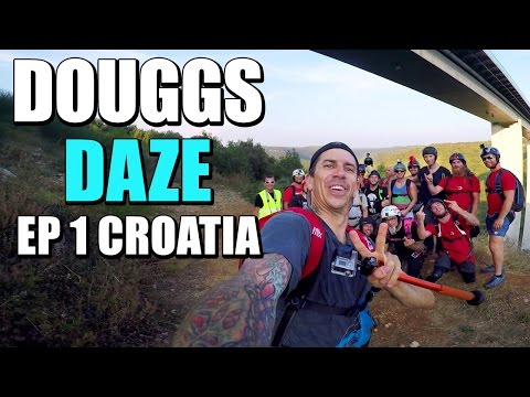 BASE COURSE CROATIA  | DOUGGS DAZE | EP1