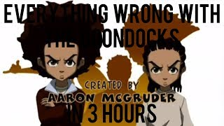 getlinkyoutube.com-Everything Wrong With The Boondocks (Season 1) in 3 Hours