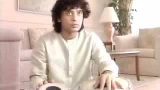 Zakir Hussain explains Tirekite