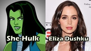 getlinkyoutube.com-Characters and Voice Actors - Marvel's Hulk & The Agents of S.M.A.S.H. (Season 2)