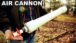 getlinkyoutube.com-How to Make a Powerful Coaxial Piston Cannon from Hardware Store Parts