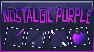 getlinkyoutube.com-PACK RELEASE - NOSTALGIC PURPLE