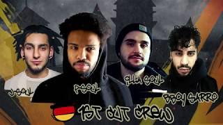 Guest team 1st Cut (P-Soul, J-Soul, Illa Soul, Bboy Sarro) @ Vilnius Street Battle 2018
