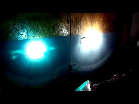 Сравнение времени розжига ксенона и Led ламп от Led4Car