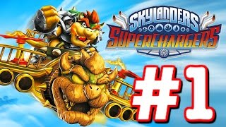 getlinkyoutube.com-Skylanders Superchargers Part 1 - Gameplay Walkthrough - Skylanders Superchargers Chapter 1 2 3