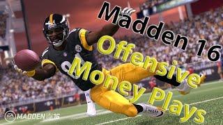 getlinkyoutube.com-Madden 16: Shotgun - Tight Offset TE - Saints Spot Shake Offensive Scheme! - Offensive Money Play!