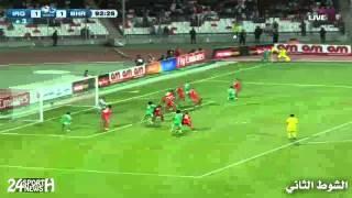 getlinkyoutube.com-ملخص مباراة: البحرين 1-1 العراق | خليجي 21