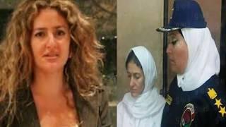 getlinkyoutube.com-ياسمين النرش «سيدة المطار» ونظرة انكسار كبيرة وهى بملابس الحبس البيضاء