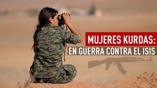 getlinkyoutube.com-Mujeres kurdas: en guerra contra el ISIS - Documental de RT