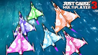 getlinkyoutube.com-Just Cause 3: Multiplayer - Early Alpha Gameplay Preview (Funny Moments & Fails)