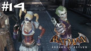 getlinkyoutube.com-Batman Arkham Asylum: Story Mode Playthrough Ep. 14 - BANG BANG!