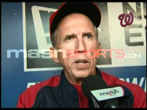 Davey Johnson reflects on the '86 World Series and compares the Nats' farm system to that Mets team