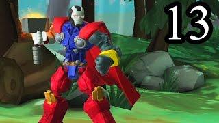 getlinkyoutube.com-Mix+Smash Marvel Super Hero Mashers Superheroic | Mix Hulk, Mix Iron Man Part 13