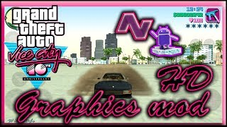 PACK MODS GTA VICE CITY - ANDROID NOUGAT - NO ROOT - NO CLEO - Version 1.07 - 64MB