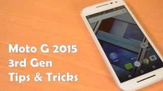 getlinkyoutube.com-10 Tips and Tricks on Moto G 3rd Gen 2015!