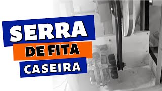 getlinkyoutube.com-Serra de fita caseira - Luciano Mendes