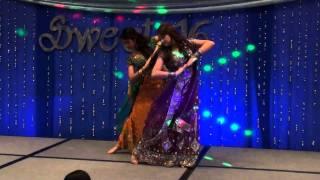 "getlinkyoutube.com-""O Re Piya"", ""Sajde"", and ""Khwab Dekhe"" - dance medley at Anika & Priyanka Sweet Sixteen"