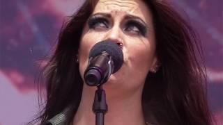 getlinkyoutube.com-Nightwish - Ever Dream live at Download Festival (2016)
